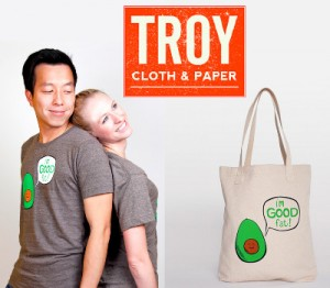 troy cloth and paper